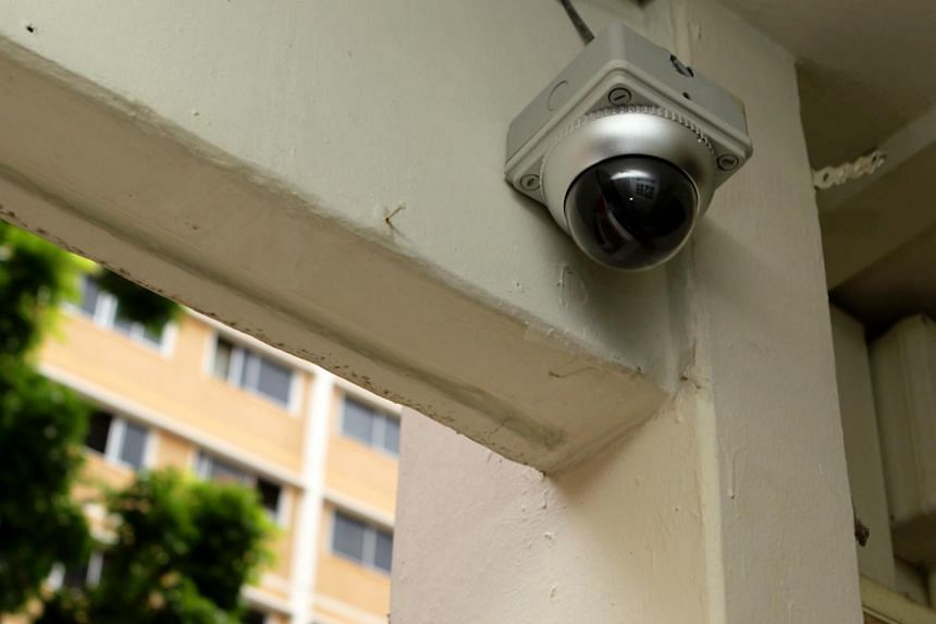 Private entities wishing to install such cameras should be made to get a permit and display it prominently.