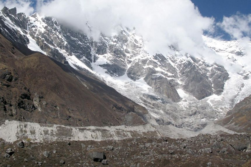 Glaciers in the Hindu Kush-Himalaya region are a critical water source for some 250 million people in the mountains as well as to 1.65 billion others in the river valleys below, the report said.