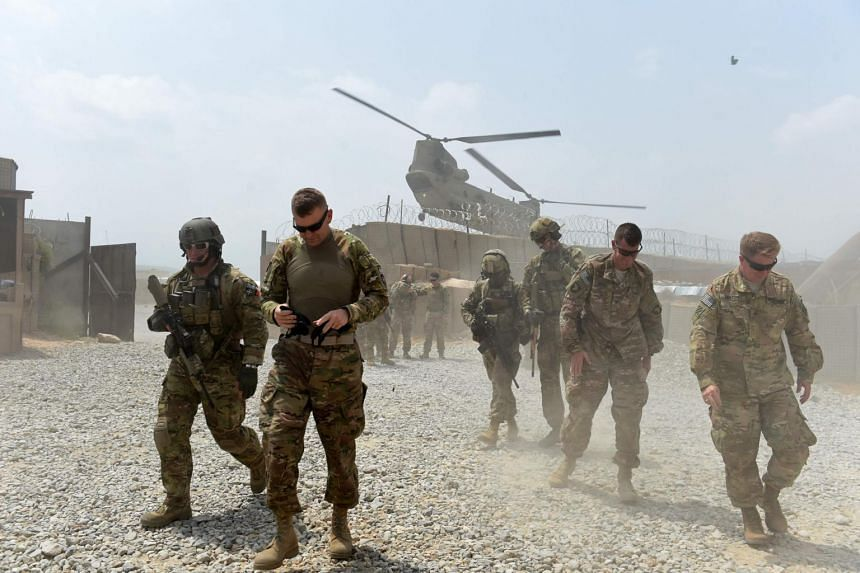 In December, US President Donald Trump tweeted plans to remove America's 2,000 troops out of Syria, arguing that the Islamic State in Iraq and Syria group had been defeated.