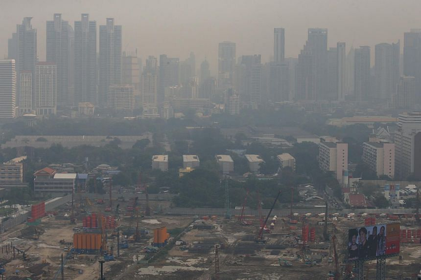 A rattled Thai military government is stepping up oversight of the worst polluters, such as factories.