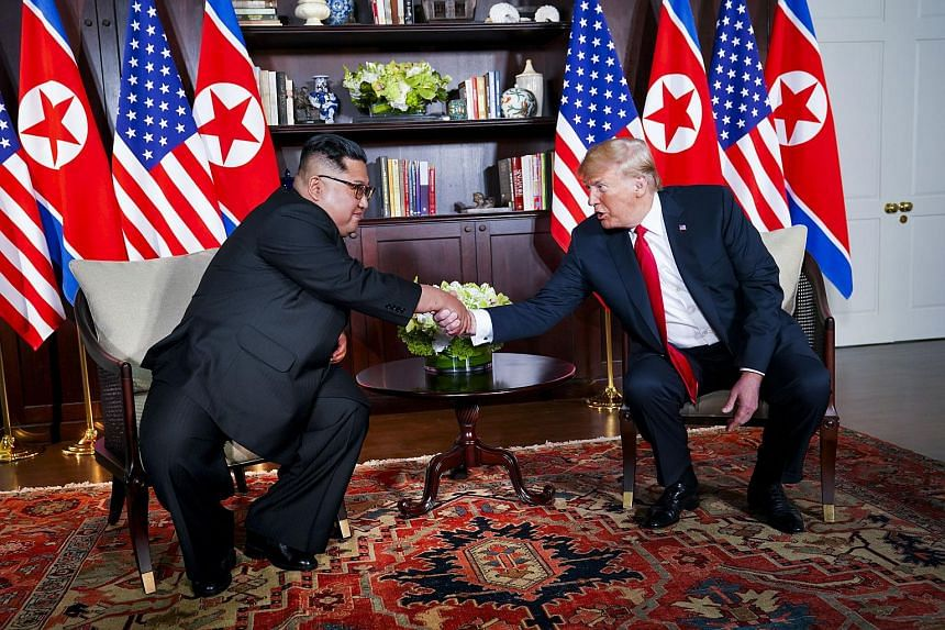 US President Donald Trump plans to sit down with North Korean leader Kim Jong Un in Vietnam from Feb 27 to 28.