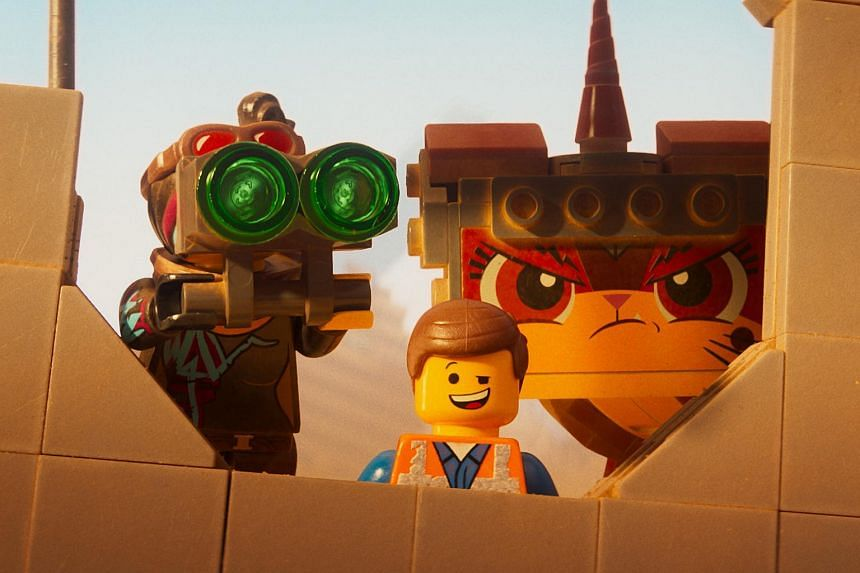 The Lego Movie 2 does its job of satisfying its audience base with exuberant, colourful graphics as well as fun and over-the-top pop songs.