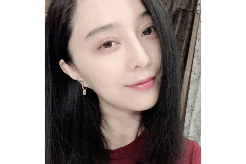 Fan Bingbing has largely vanished on social media after she was involved in a tax evasion scandal in 2018.