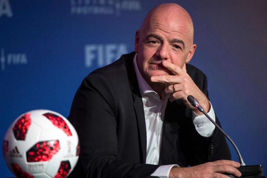 Gianni Infantino is the only candidate for June's vote for Fifa president.