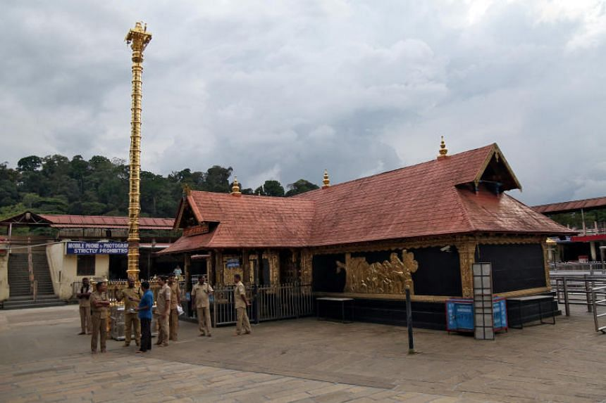 The board overseeing the Sabarimala temple says it now favours allowing female worshippers of menstruating age to enter, reversing its previous support for a centuries-old ban.
