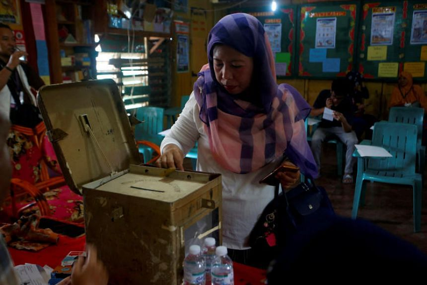 Some 640,000 voters are registered to vote in the provinces for their inclusion in an autonomous region meant to allow self-governance for the Bangsamoro people as part of a peace agreement between the government and the Moro Islamic Liberation Front