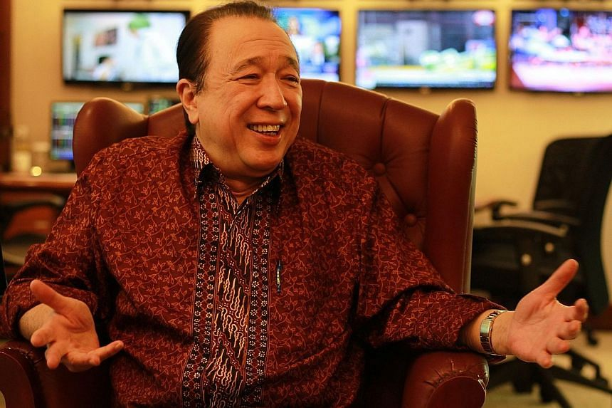 Rajawali Group is controlled by businessman Peter Sondakh, the 14th richest Indonesian.