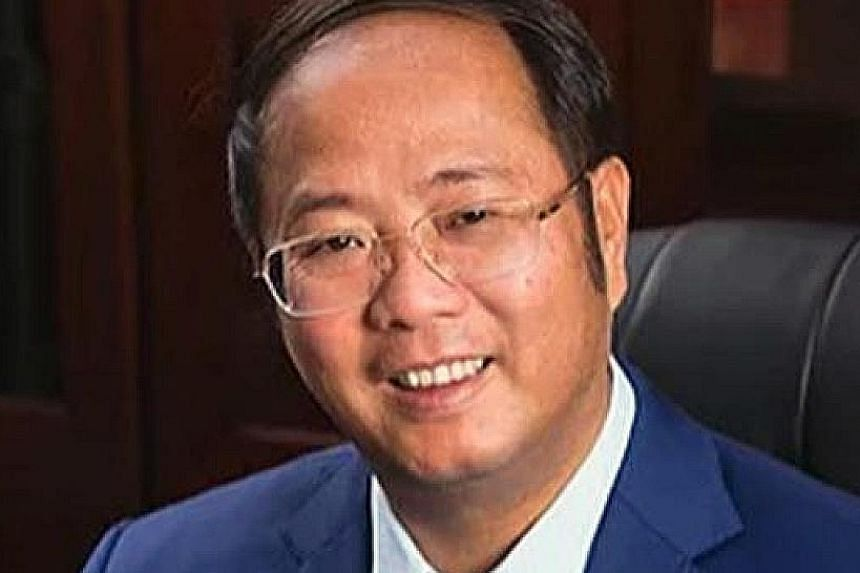Billionaire Huang Xiangmo is banned from Australia over his Communist Party ties.