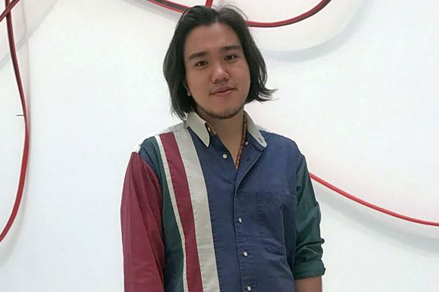 Mr Tim Kek's (above) Symmetry Entertainment and Moonbeats Asia have organised gigs by British indie pop group Superorganism (left), among others, in Singapore.