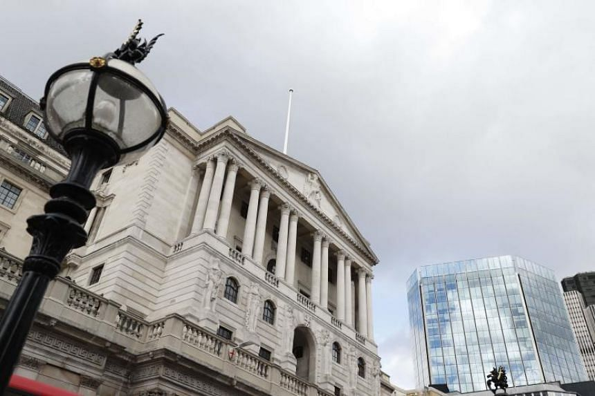 Bank of England announces its Bank Rate