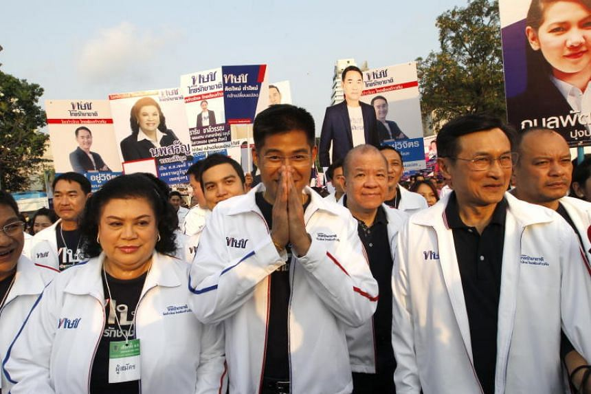 The Thai Raksa Chart party is viewed as an offshoot of the main opposition Pheu Thai Party - which is also linked to Thailand's exiled former prime minister Thaksin Shinawatra.