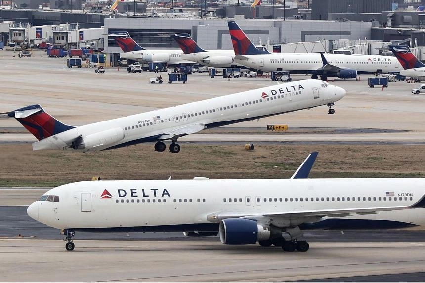 Delta Airlines customers horrified to find 'creepy' napkins on flight