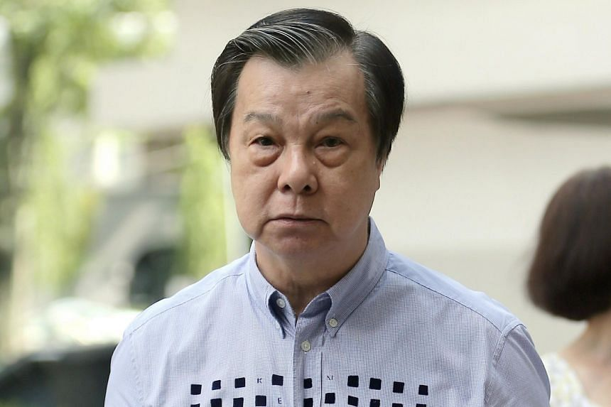 Richard Tiang Teng Hoong embezzled the monies over at least 300 occasions between January 2007 and March 2014.