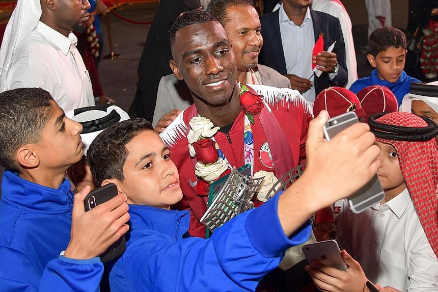 Qatar's Asian Cup heroes rewarded with lavish gifts