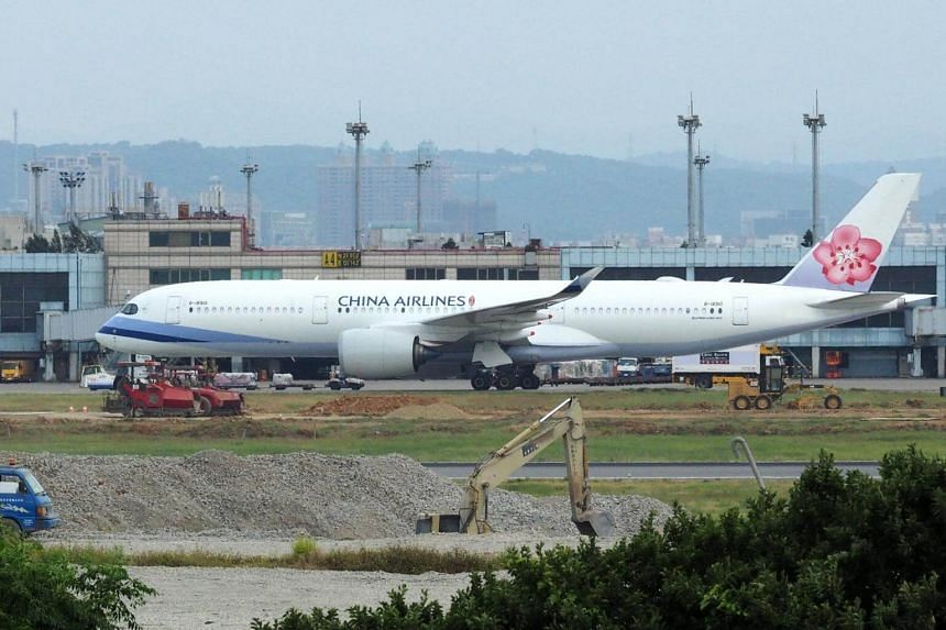 China Airlines was forced to cancel 22 international flights, including those to or from Los Angeles, Manila, Tokyo, Hong Kong and Bangkok.
