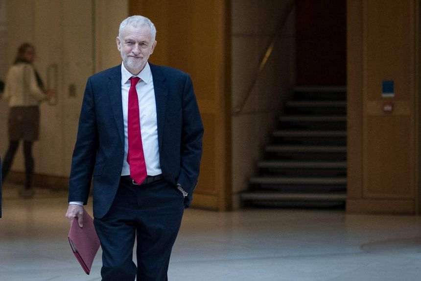 British opposition leader Jeremy Corbyn wrote that these demands should be put into law before Britain leaves the EU.