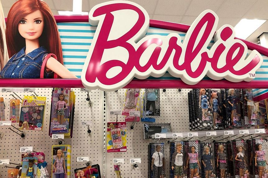 Mattel shares surge on 4Q profit, strong Barbie sales