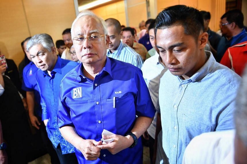 According to the charge sheets, Malaysia's former prime minister Najib Razak was accused of being involved in money laundering in his three AmPrivate Banking accounts.
