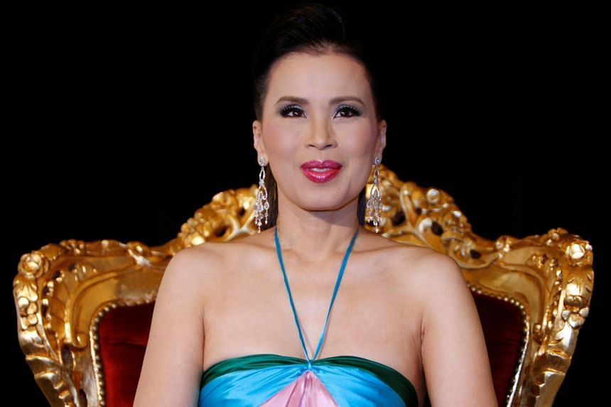 Former princess Ubolratana Rajakanya was the sole prime minister candidate nominated by the Thai Raksa Chart Party on Feb 8, 2019.