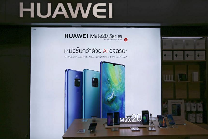 Chinese smartphone makers are taking a larger slice of the global market, with Huawei at 15 per cent, Xiaomi 8.7 per cent and Oppo 8.1 per cent.