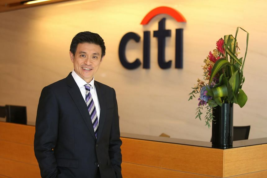 Citibank Singapore's Han Kwee Juan assumed the role of chief executive in February 2012.