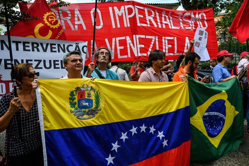 China's Foreign Ministry said that China supported the efforts of the international community on the peaceful settlement of the Venezuela issue and hoped all parties would continue to play a constructive role.