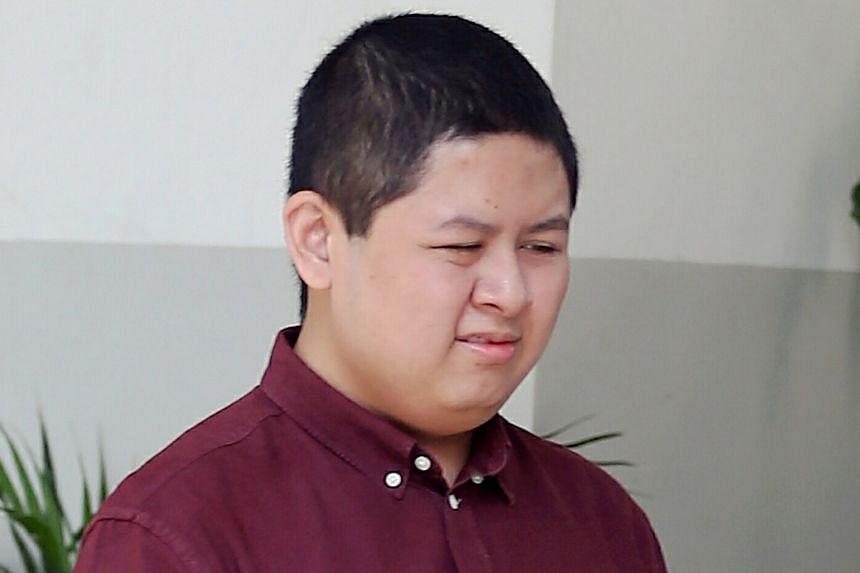 Ronny Lee Jia Jie was awaiting his sentence when another victim made a police report against him.