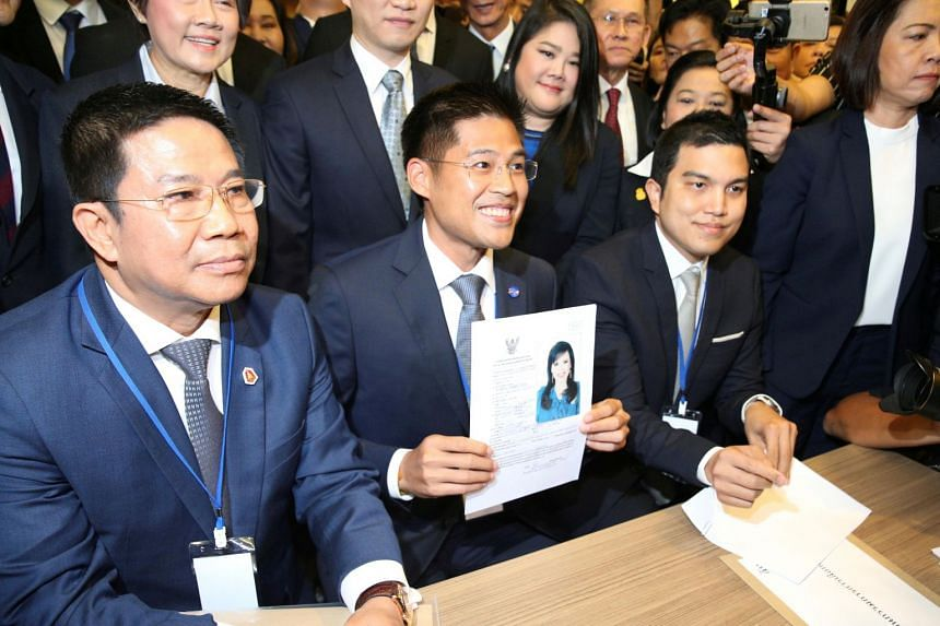 The statement added that Thai Raksa Chart party, a populist party loyal to ousted former premier Thaksin Shinawatra, appreciated the former princess's kindness to the party.