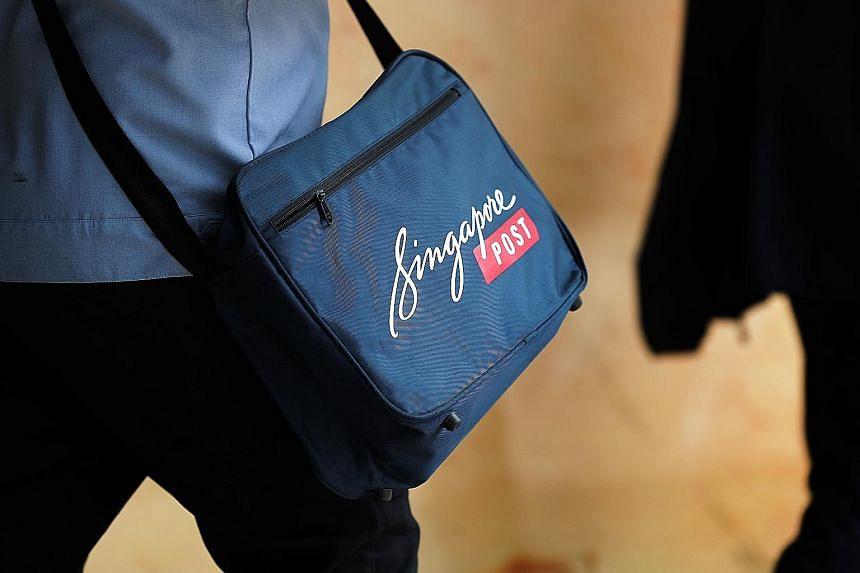 After being fined $100,000, SingPost said it will hire an additional 100 postmen.