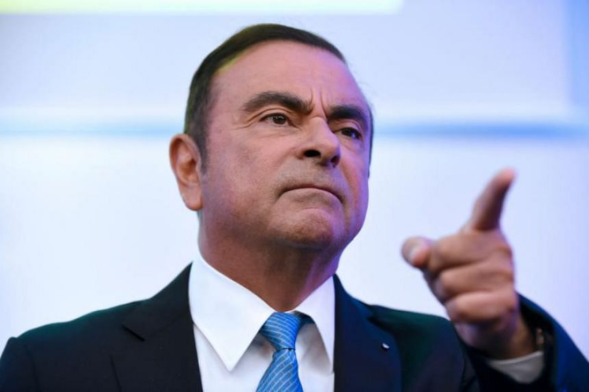 Carlos Ghosn is being held in Japan on charges he under-reported millions of dollars in pay as head of Nissan.