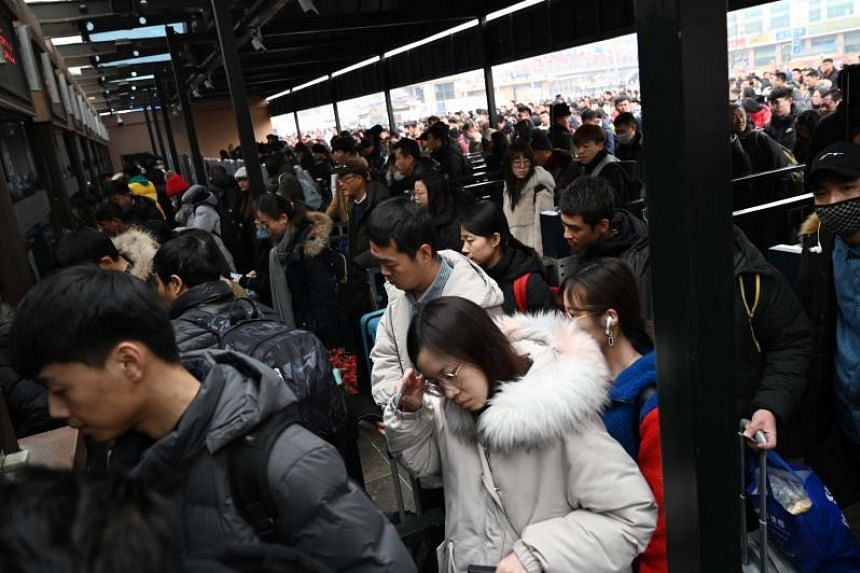 Holiday Spending Bodes Poorly for China's Economy This Year