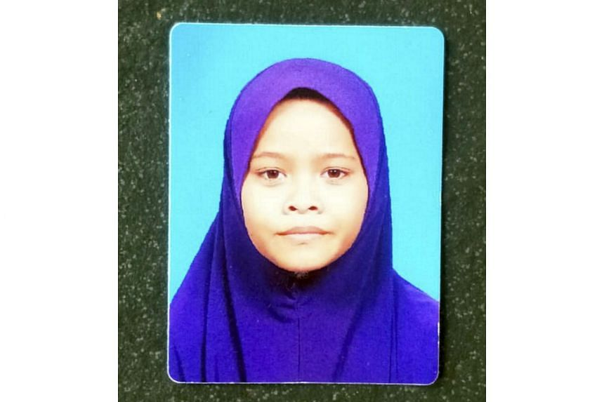 Siti Masitoh Ibrahim, 11, who was reported missing on Jan 30, 2019, was said to be the victim.