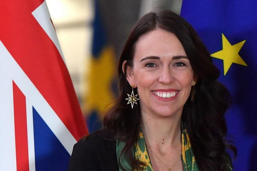 New Zealand Prime Minister Jacinda Ardern said the Air New Zealand flight from Auckland to Shanghai had returned because of an administrative issue.