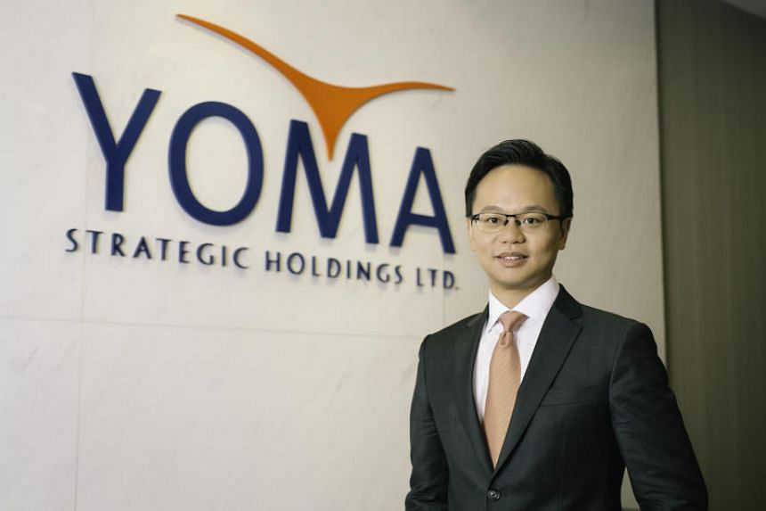 Yoma Strategic Holdings CEO Melvyn Pun said that the acquisition doubles the footprint of the company's food and beverage store count.