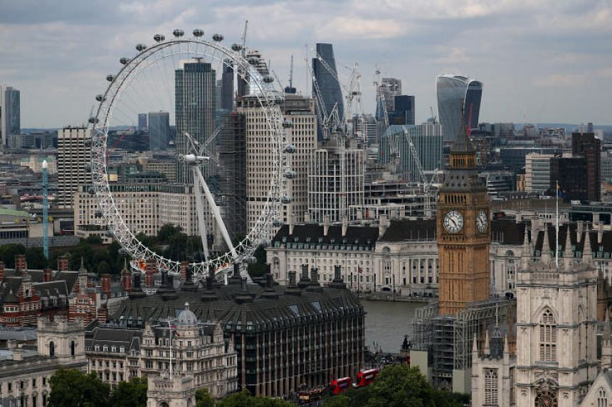 The UK's gross domestic product increased a smaller-than-forecast 0.2 per cent, compared with 0.6 per cent in the third quarter.