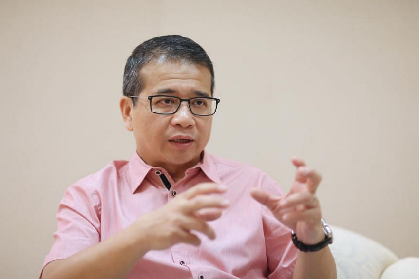 Senior Minister of State for Law Edwin Tong said the registration process will be streamlined to go fully digital, thereby reducing the burden of compliance.