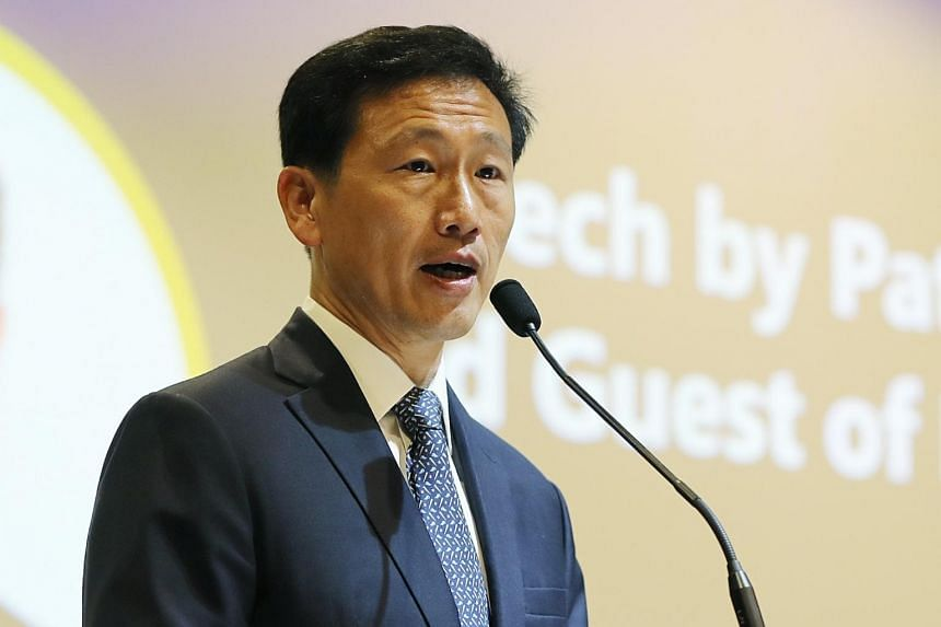 Education Minister Ong Ye Kung said Singapore is determined to make itself relevant and important to the world despite its small size.