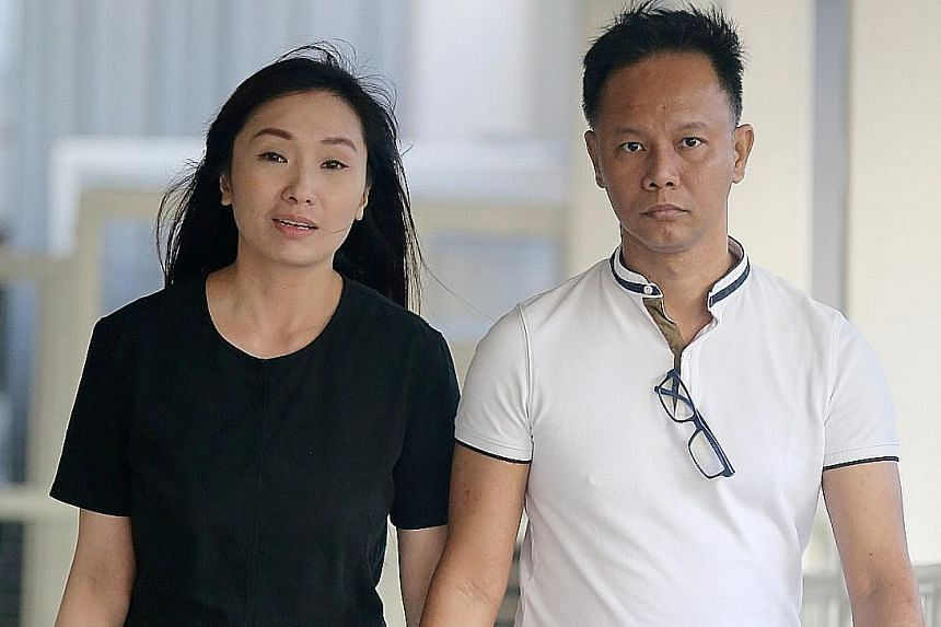 Linda Seah Lei Sie and Lim Toon Leng abused their maid between August and October 2016