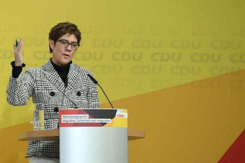 Annegret Kramp-Karrenbauer's election as CDU leader put her in pole position to become Germany's next chancellor and she is trying to put her own stamp on the party.