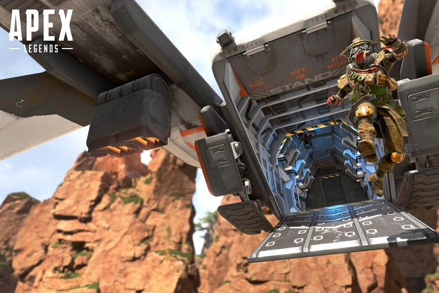 """Apex Legends makes it easy for teammates to communicate without requiring everyone to use voice chat, with an excellent """"ping"""" system that intelligently adapts to the context."""