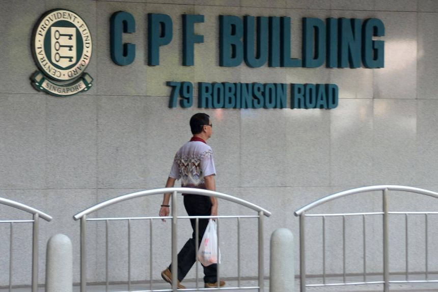 Since October 2018, sales charges for purchases of Central Provident Fund Investment Scheme products have been halved from 3 per cent to 1.5 per cent and will be removed entirely from Oct 1.