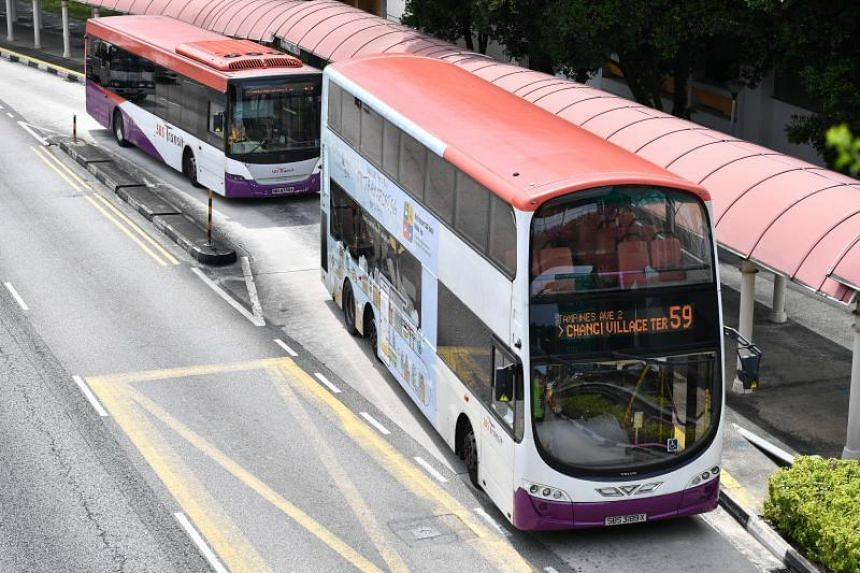 SBS Transit lifted revenue by 16.1 per cent to $1.38 billion in the 12 months to Dec 31, 2018.