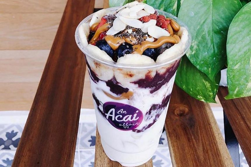An Acai Affair's Katong outlet suspended for 2 weeks after failing to register food handlers