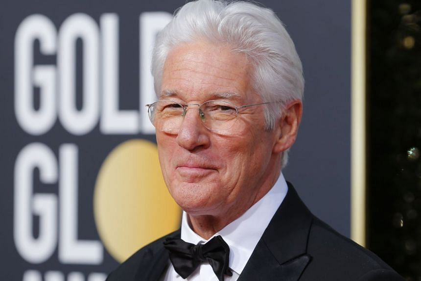 Actor Richard Gere (above) married Alejandra Silva last year, after a relationship that started from 2015.