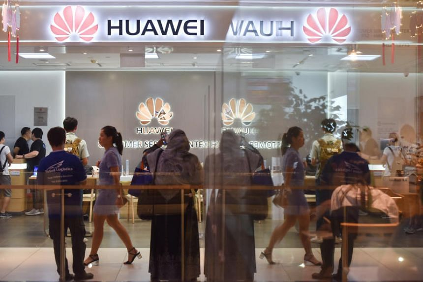 The US is trying to persuade countries to avoid Huawei, which is under scrutiny from Western intelligence agencies for its perceived ties to China's government and the possibility that its equipment could be used for espionage.