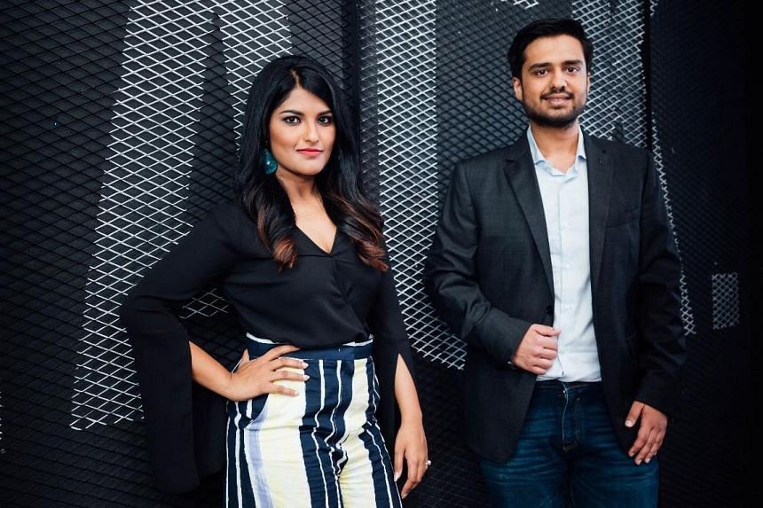Ankiti Bose and Dhruv Kapoor each put in their US$30,000 in savings to found Zilingo, an online platform that allows small merchants in South-east Asia to build scale.