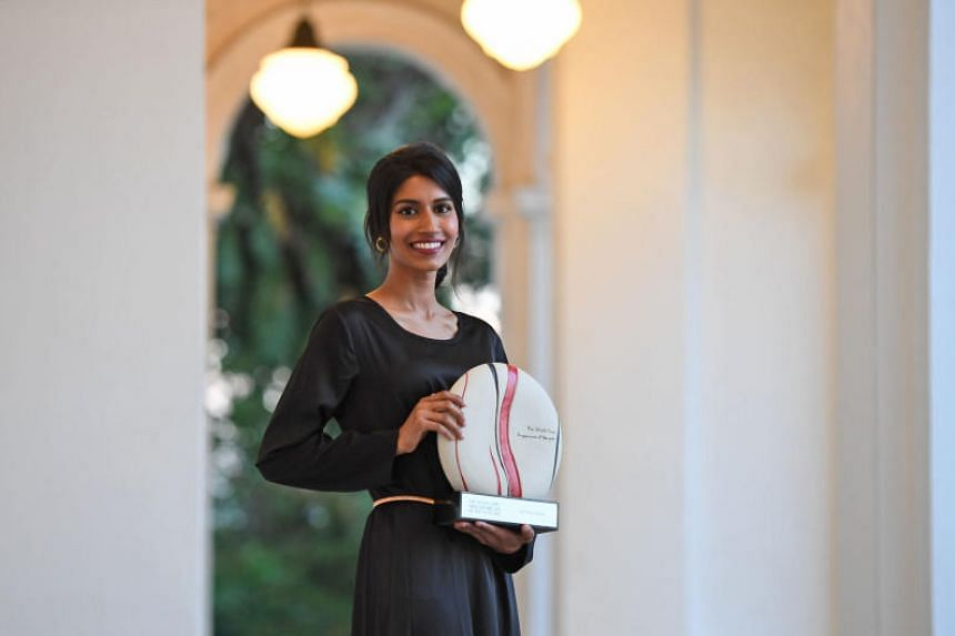 Singaporean of the Year winner Siti Noor Mastura co-founded non-profit organisation Interfaith Youth Circle, and Back2Basics, a volunteer group which distributes groceries to underprivileged families.