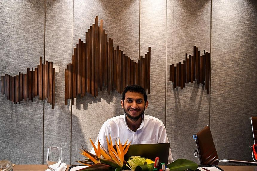 Mr Ritesh Agarwal started out with one hotel in Gurugram near Delhi. Oyo Hotels is now in eight countries, with plans to expand into the United States and further into South-east Asia, including Singapore.