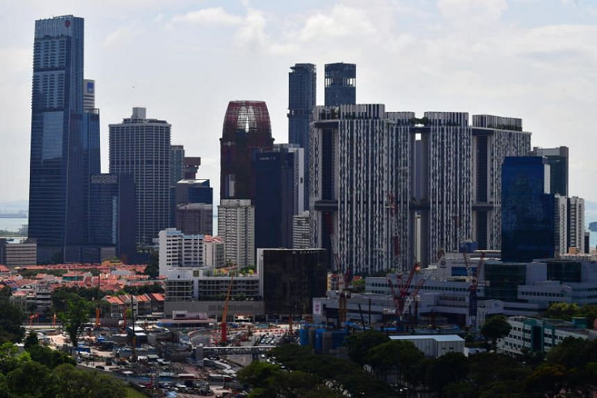 Figures from the Urban Redevelopment Authority last month showed prime office rents turning in a robust performance for last year after a lacklustre 2017.