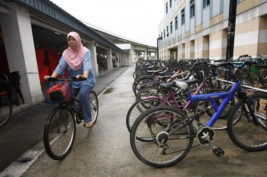 """To locate the nearest public bicycle facilities, users can access maps provided under the """"Bicycle Parking"""" function on the Land Transport Authority's MyTransport.SG mobile application and website."""